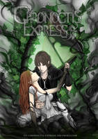 Chronoctis Express - Cover ( webcomic) by Aerinn-I