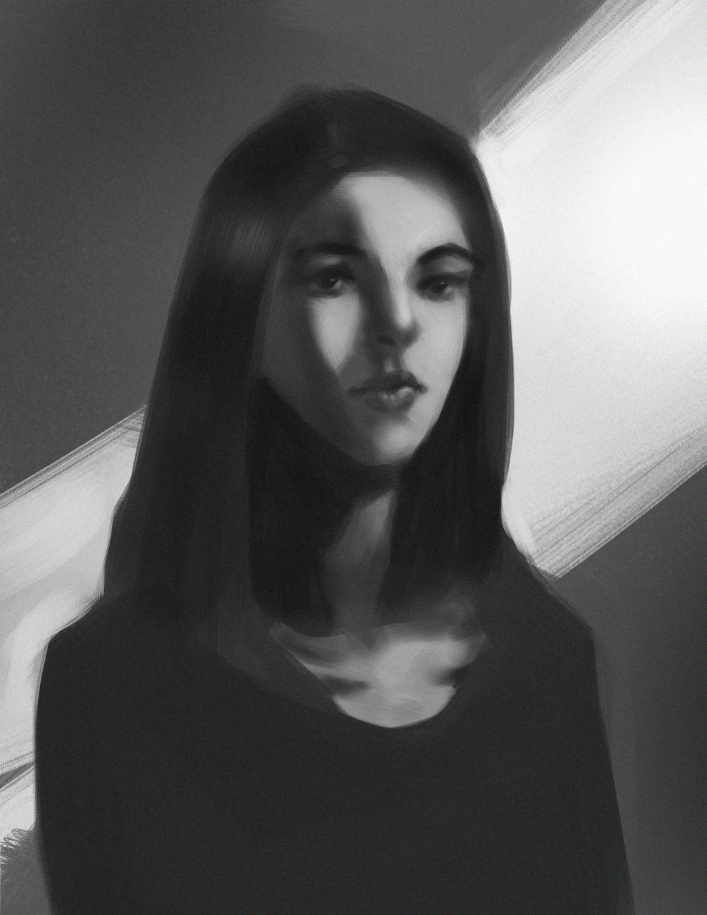Female1 by aljonab