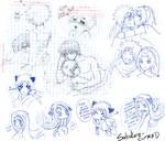 Doodles? XD