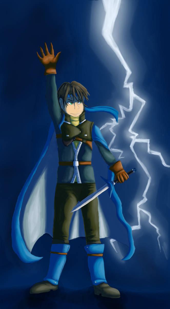 Flik, the Blue Lightning