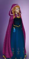 Anna from Frozen, Once Upon a Time