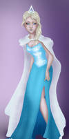 Elsa from Frozen, Once Upon A Time
