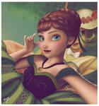 Anna selfie