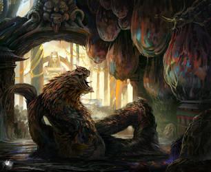 Naga by Reicheran