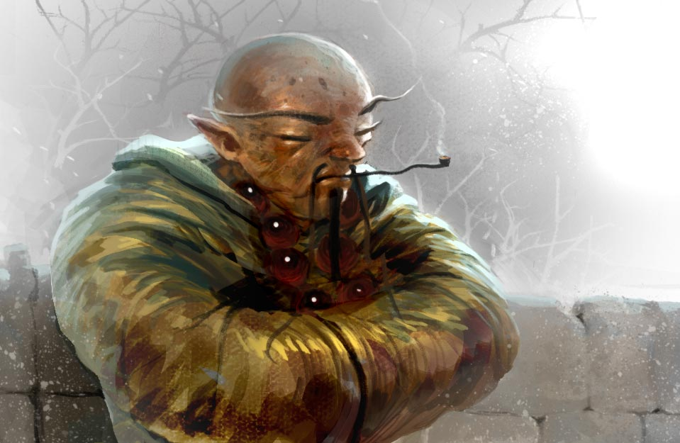 Monk by rek0