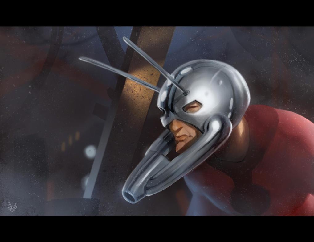 Antman by rek0