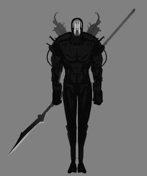 Character design WIP