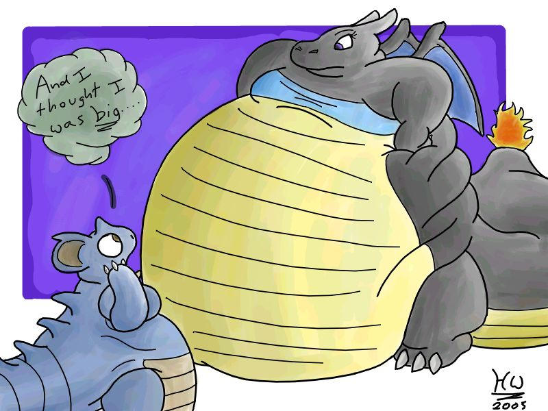 Nidoqueen vs Tina by hellwithin8024 on DeviantArt