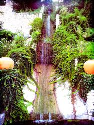 Botanical Garden Fountain