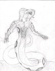 Cobraman by RabbitMilk