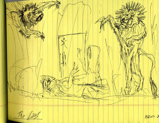 Ex.1-Lions by RabbitMilk