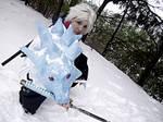 Snow Dragon by BeautifulSynCosplay