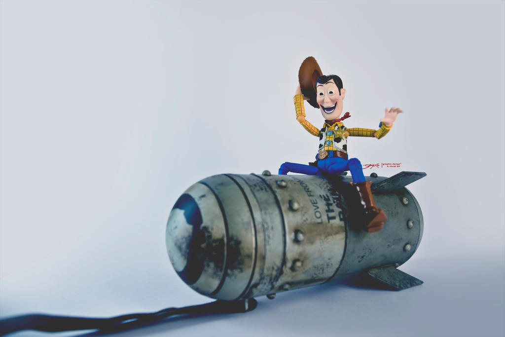 Major Woody Kong by darth-gerko