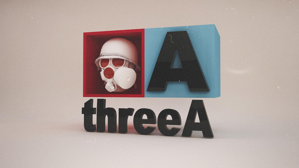 threeA - Wallpaper by darth-gerko