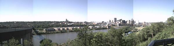 St Paul Panorama