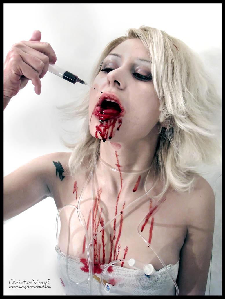 Dose of Blood by ChristasVengel
