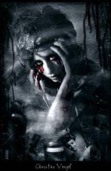 The murderer of Laura Palmer by ChristasVengel