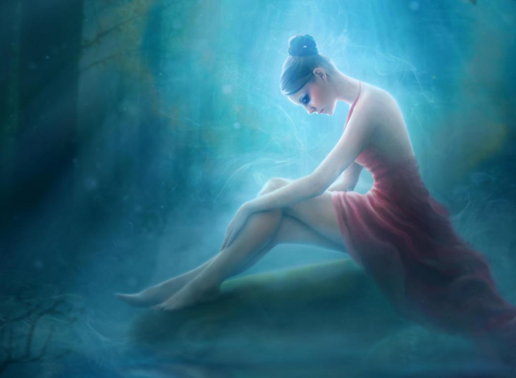 lake of sorrows (2) by ChristasVengel