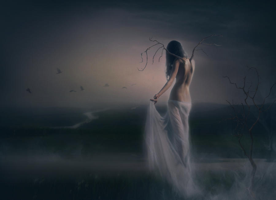 Lake of Lost Dreams by ChristasVengel