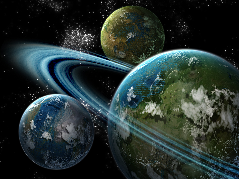 New kinds of planets by Denece-the-sylcoe on deviantART