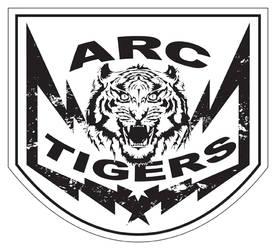 Arc Tiger Logo by GhentArt