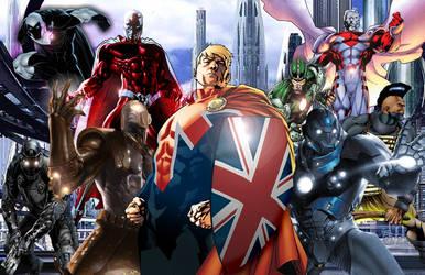 Epic-alliance!!! by GhentArt