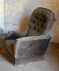 Dirty and Dusty Chair - stock by Jack-Off-Jill666