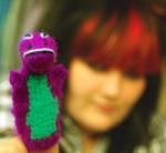 Barney and Kym