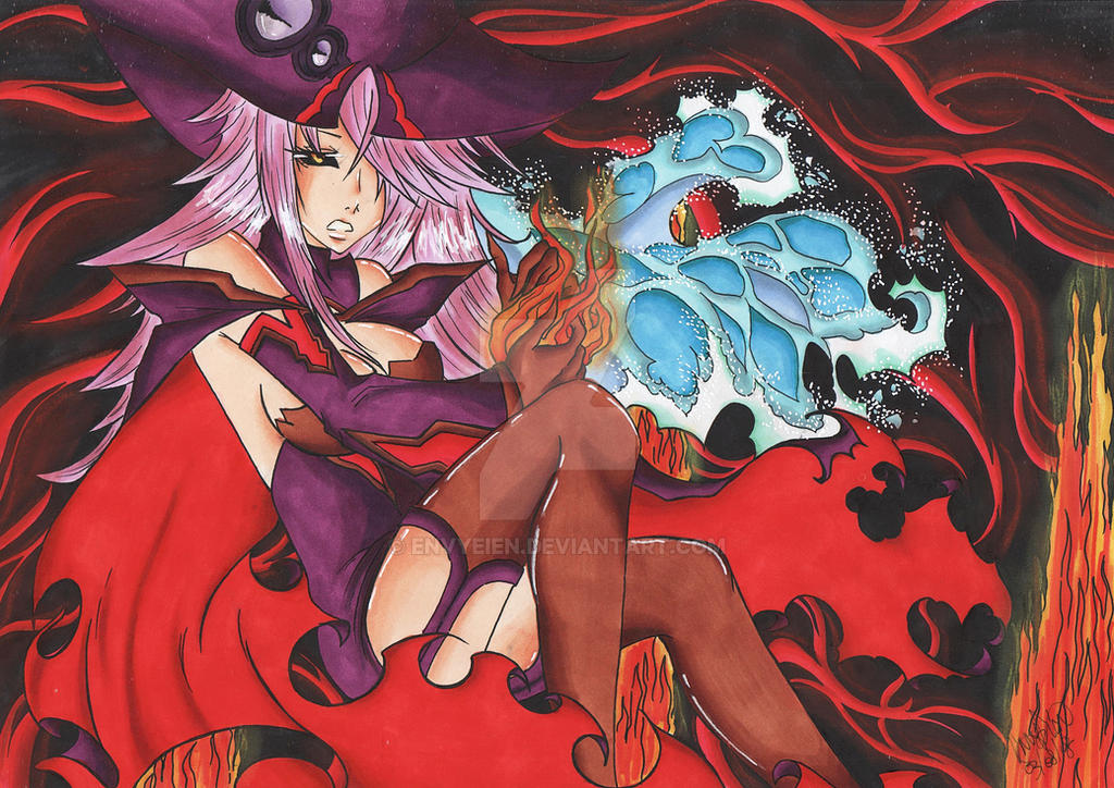 Nine Phantom by EnvyEien