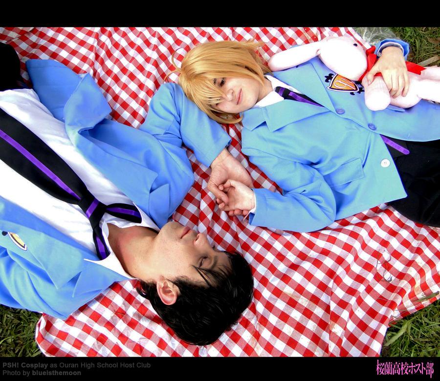 Mori and Honey 2 by PSHcosplay