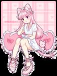 Ultra Mega Pink Cutie