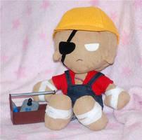 Sagat the Builder :3 by danger0usangel03
