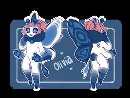 Olivia - MYO Mothkin by holidaye