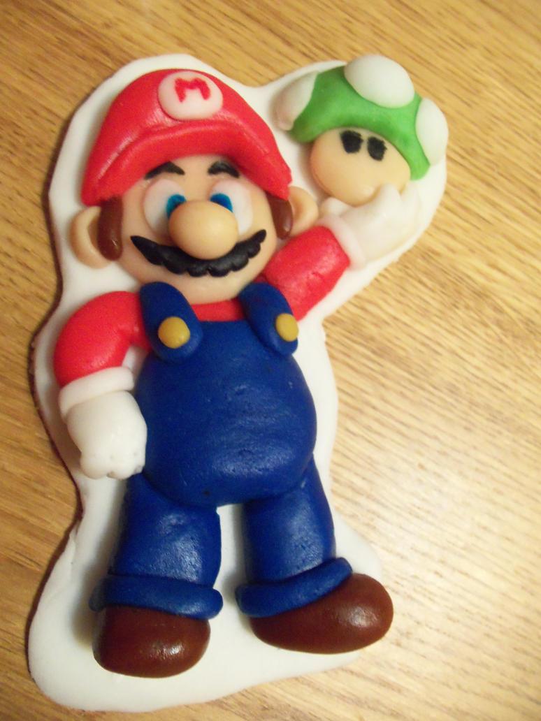 Sugar Mario by zamor438