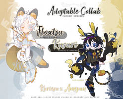 Esu X Ame CS ADOPT AUCTION: CLOSED by Kuriesu
