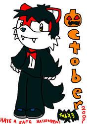 halloween poster fabian 2009 by X3fabiochicoX3