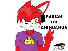 Fabian the chihuahua