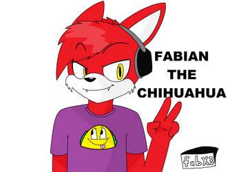 Fabian the chihuahua by X3fabiochicoX3