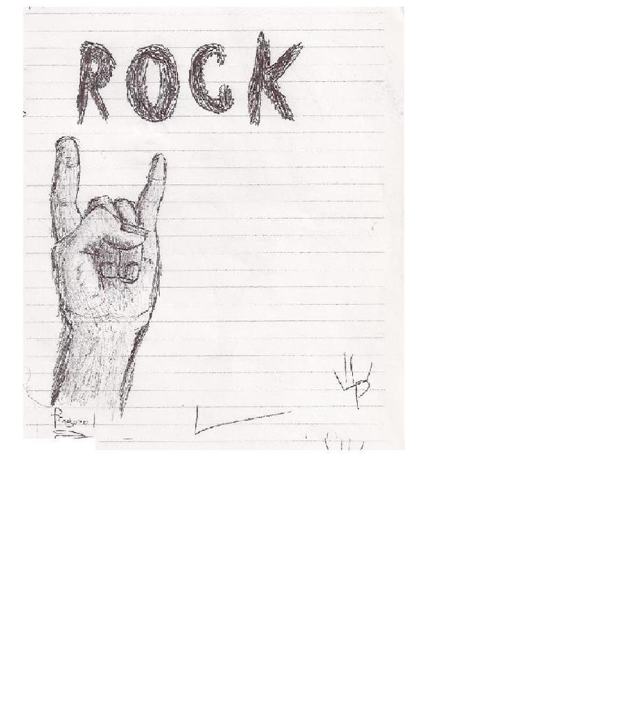 Rock by fragozo