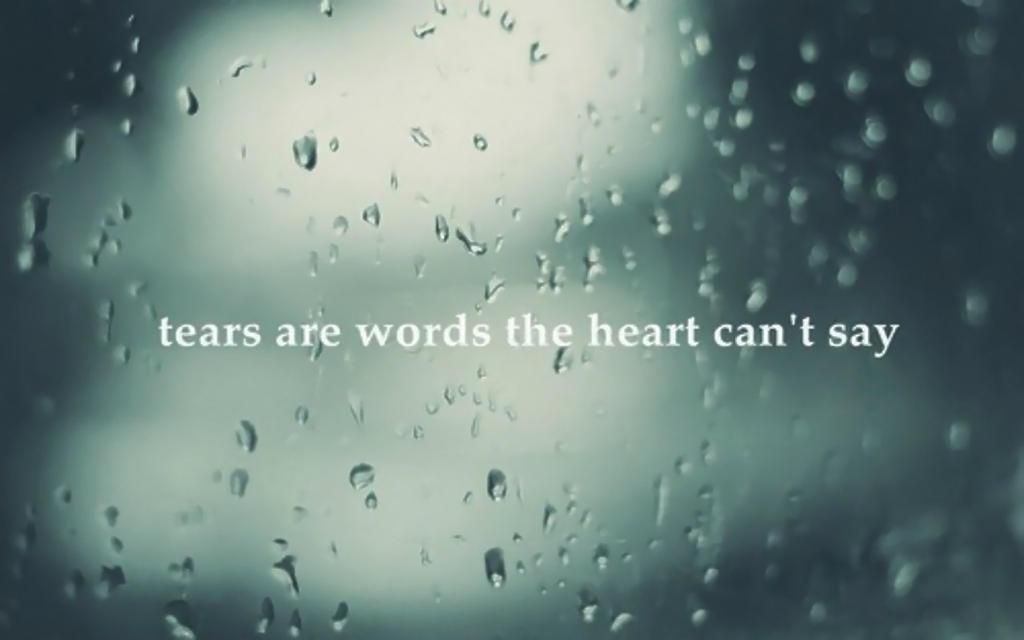 tears wallpaper - photo #21