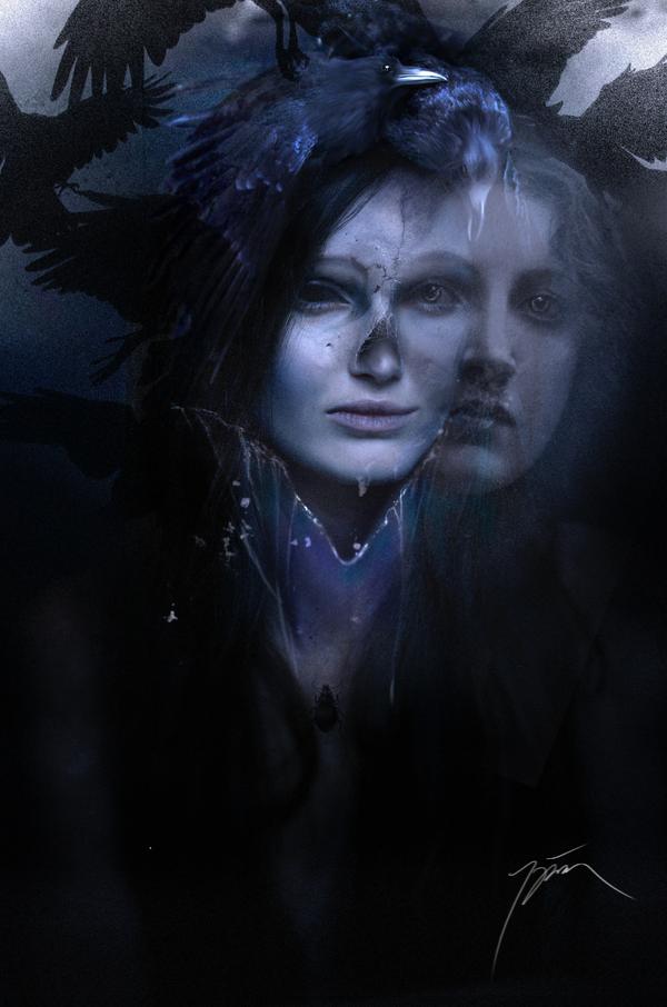 Crows by YEGIN