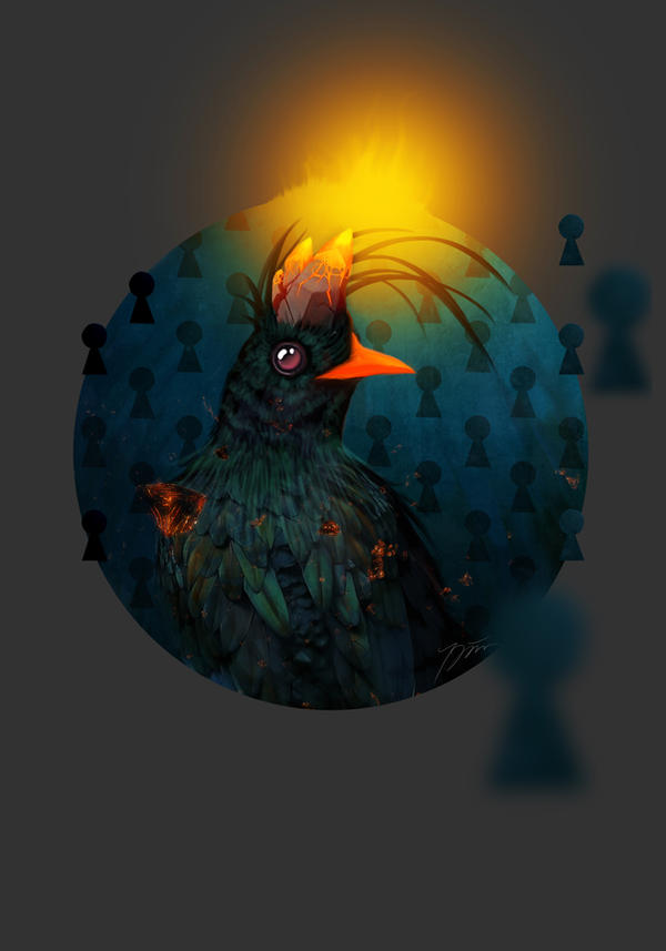 lightbird by YEGIN