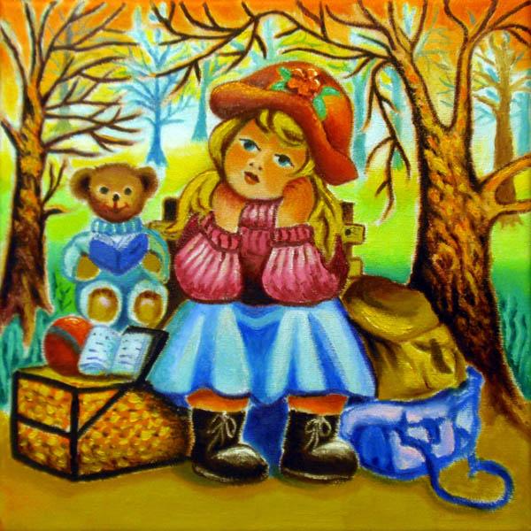 Girl 3 by ninelkl