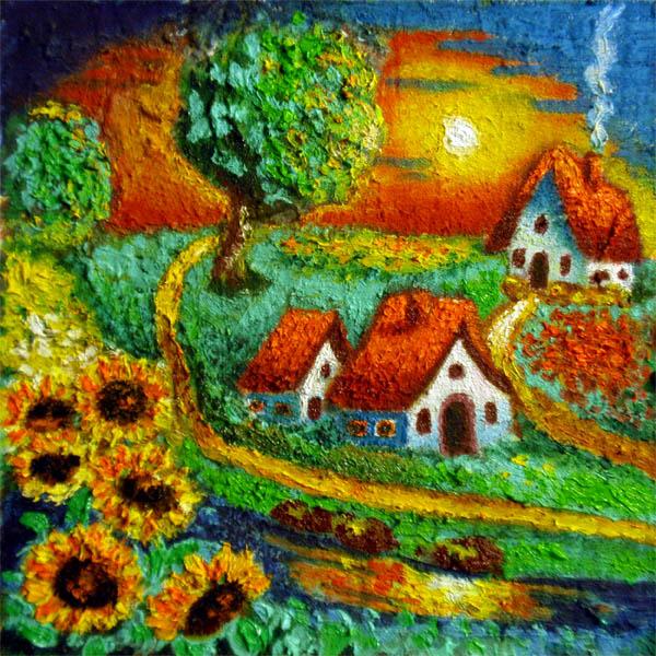 Sunflowers 3 by ninelkl