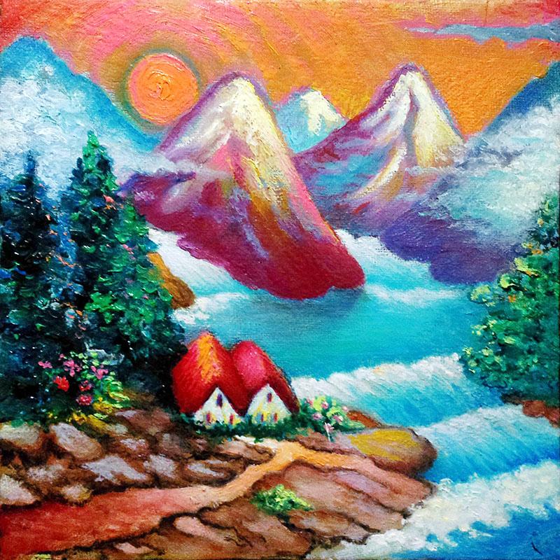 Alpine Village 2 by ninelkl