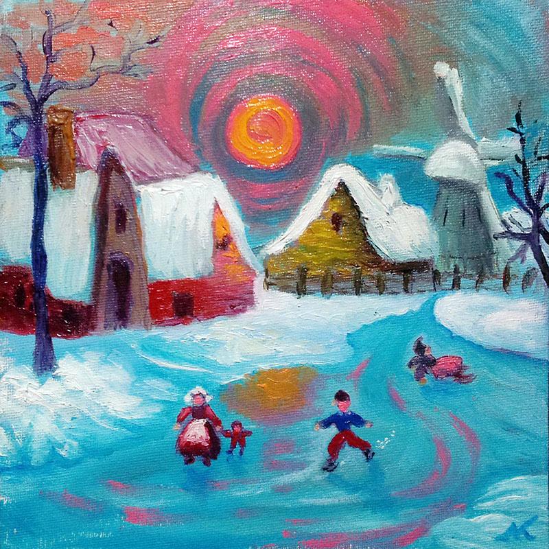 Winter 7 by ninelkl