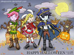 AT: Trick or Treat Time :D
