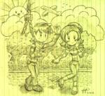 Mimes Sketch