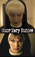 Mary Eunice Cosplay by Pilvius