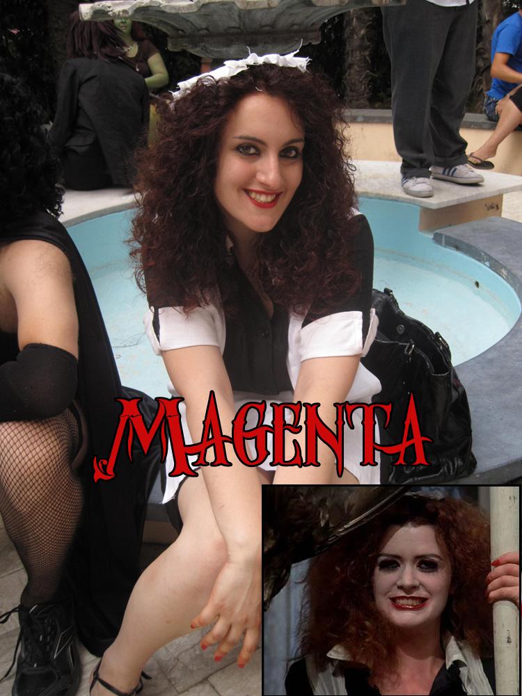 Magenta dating site
